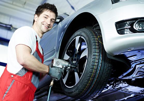 Reifenmonteur (m/w) gesucht